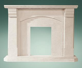 The Warrick fireplace surround
