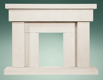 The Wigmore fireplace surround