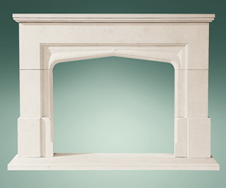 The Windsor fireplace surround